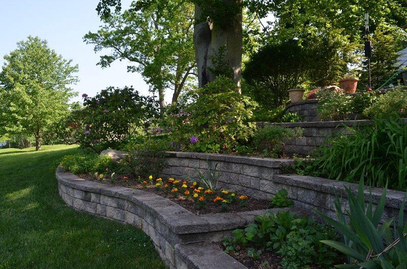 news hardscape landscape gardens - Hardscaping