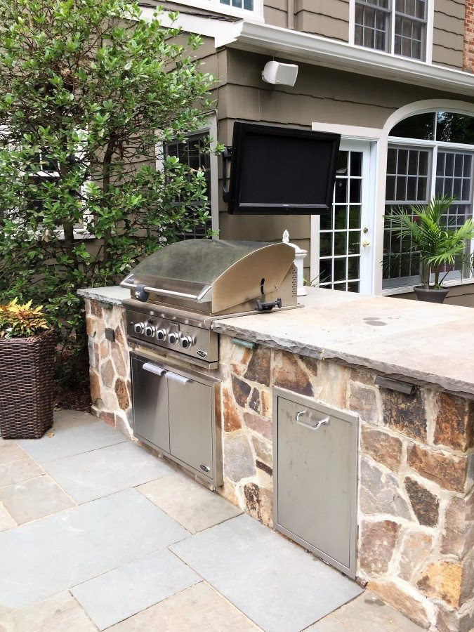 Photos Of Outdoor Kitchens And Bars